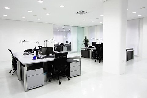 Power office cleaning & janitorial services Chicago